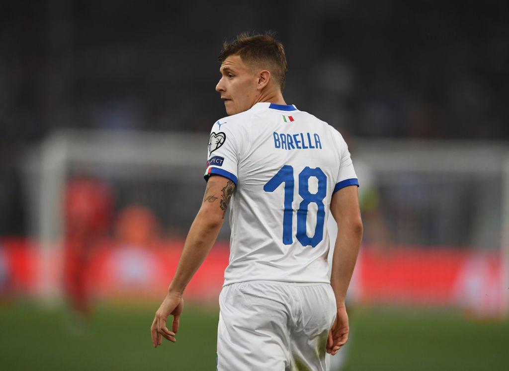 1) Nicolò Barella, 2019: 45 milioni di euro più bonus (potenzialmente arriva a 50 milioni) dal Cagliari