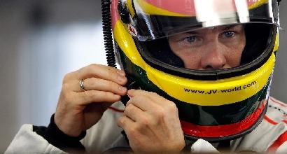 Jacques Villeneuve, foto Afp