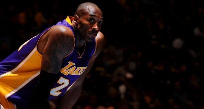 Kobe Bryant, foto AFP