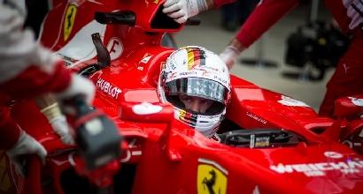 """F1, Vettel: """"E' stato comunque divertente"""""""