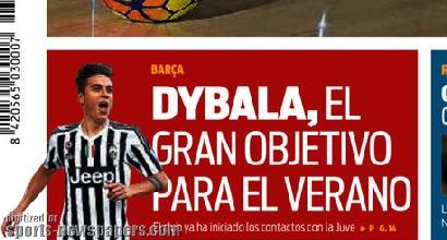 Dalla Spagna insistono: il Barcellona vuole Dybala