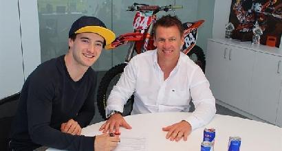 Motocross, Herlings resta con Ktm e sfida Cairoli