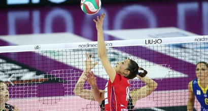 Volley, A1 femminile: Busto Arsizio risorge contro Bergamo