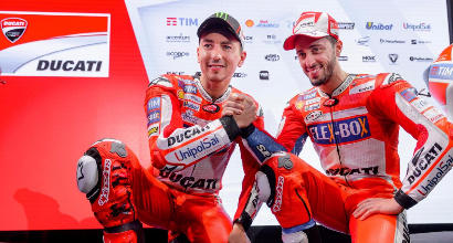 """MotoGP, Lorenzo: """"Sono ottimista"""""""