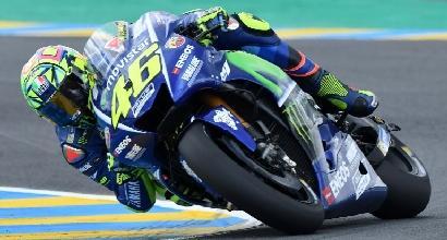 MotoGP: Rossi ha pagato la fame, ma che spettacolo