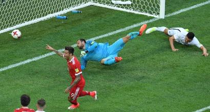Confederations Cup: vince la Russia