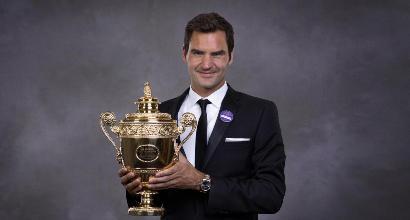 Un fan di Federer ha scommesso 56.000 euro sull'ottavo titolo a Wimbledon