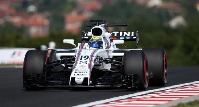 F1, Massa può correre a Spa