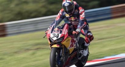 Superbike, Giugliano sulla Honda a Magny-Cours e Losail