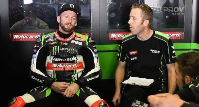 Superbike, Sykes proverà a correre a Magny-Cours