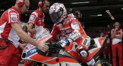 """MotoGP, Dovizioso: """"Importante partire davanti"""""""