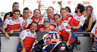 MotoGP Argentina, Miller entusiasta: