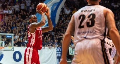 Basket Serie A: Milano non sbaglia, suo il derby con Cantù