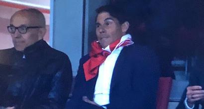 "Rafa Nadal ""tifoso camaleonte"": ora tifa Atletico Madrid"