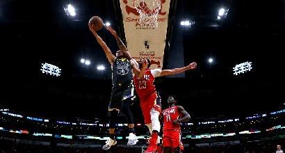 Playoff Nba: New Orleans riapre i giochi, Houston torna in vantaggio