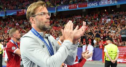 """Liverpool, Klopp: """"L'infortunio di Salah ha scioccato la squadra"""""""