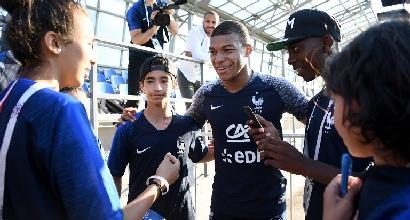 Francia, Mbappé: