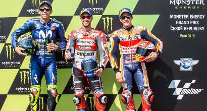 """MotoGP, Dovizioso: """"Non ci credevo"""""""