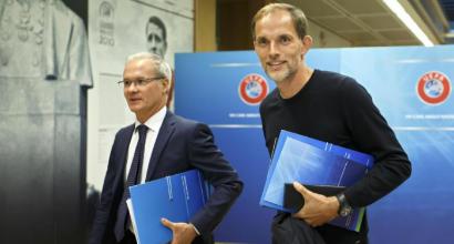 UEFA, annuncio storico: