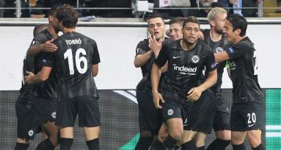 Eintracht-Lazio, il dramma di Torró: muore il fratello, in lacrime dopo il match