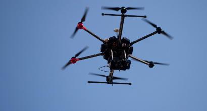 Drone per spiare gli avversari: Werder Brema nei guai con la polizia
