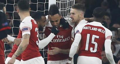 Europa League: Arsenal avanti con il brivido. Siviglia beffato