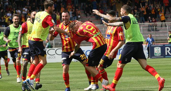Serie B: Lecce promosso in A
