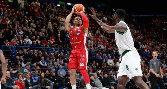 Basket: Milano, pronto riscatto