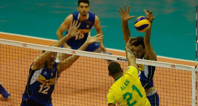 Volley, Nations League: l'Italia chiude con una sconfitta, il Brasile vince 3-1