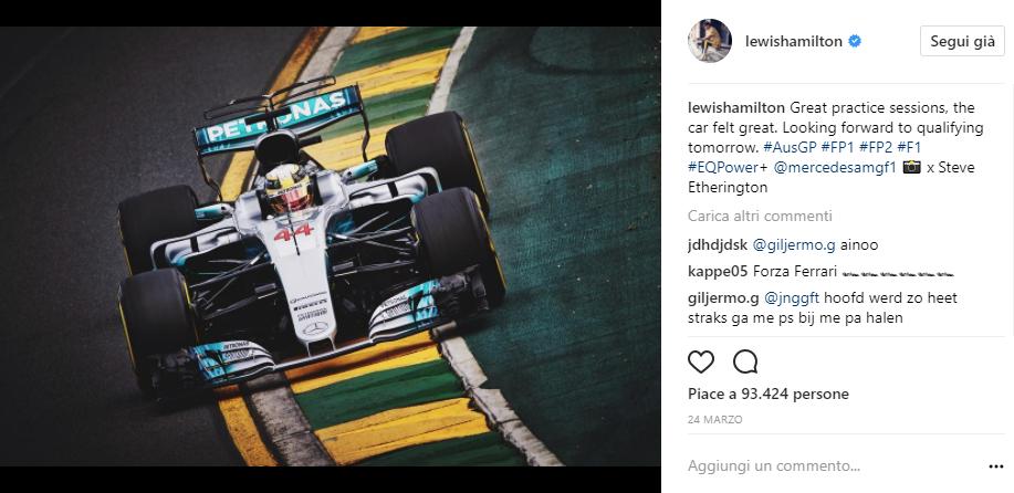 Lewis, cavalcata social