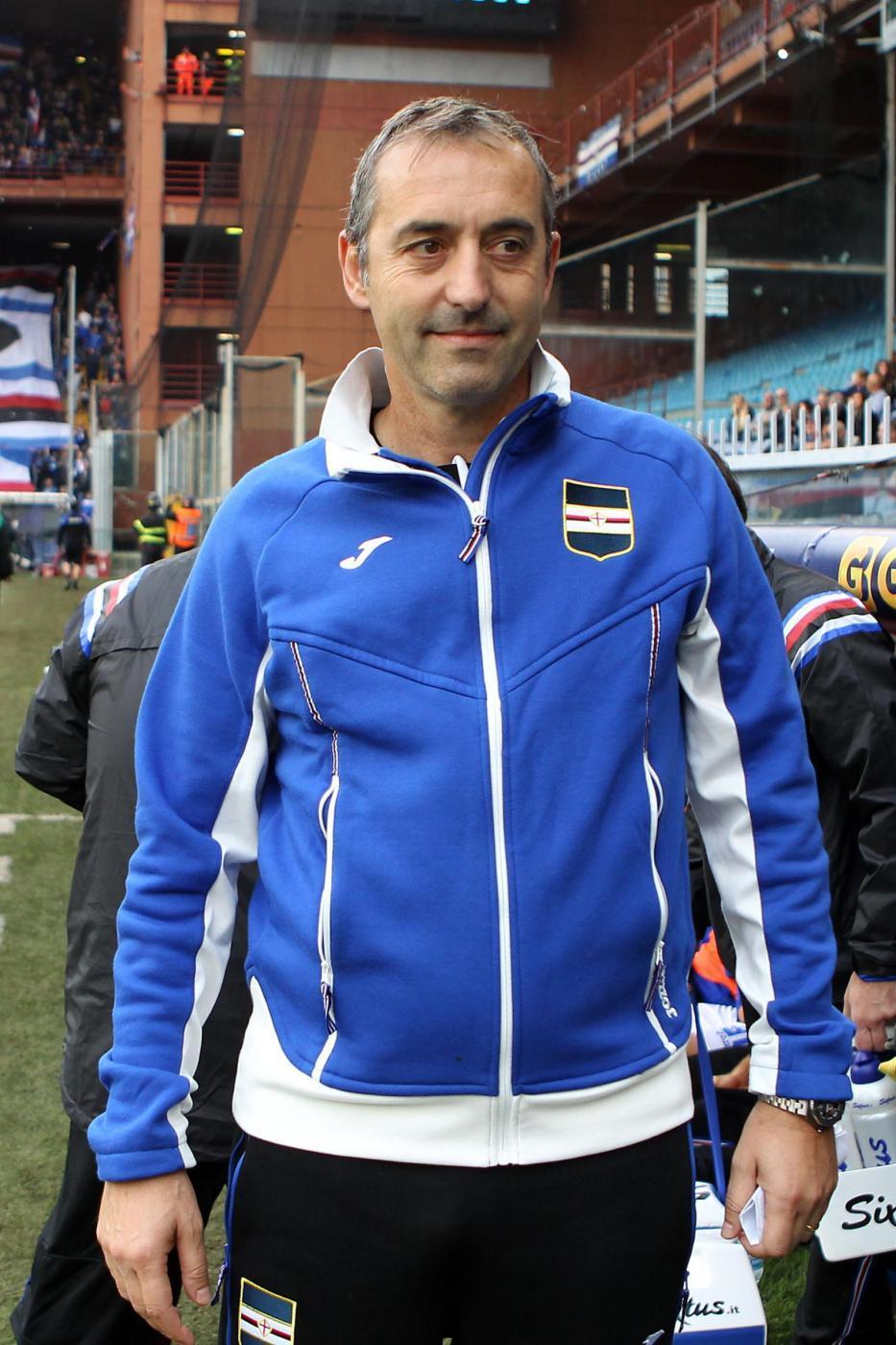 Serie A, Samp-Chievo 4-1