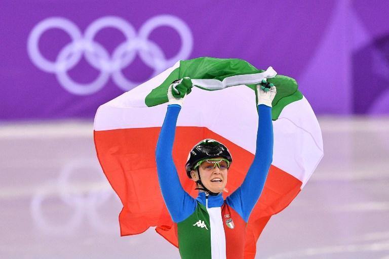 Olimpiadi, Arianna Fontana oro nello short track