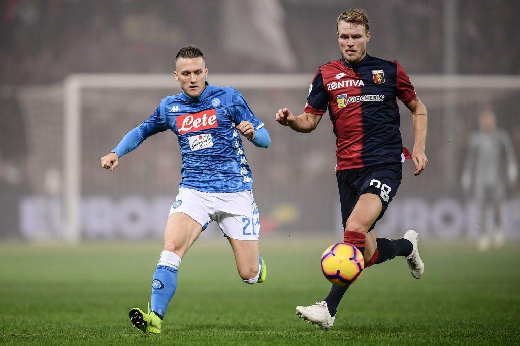 Serie A: il Napoli vince in rimonta dopo il nubifragio