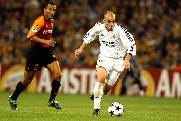 Cambiasso - Real Madrid