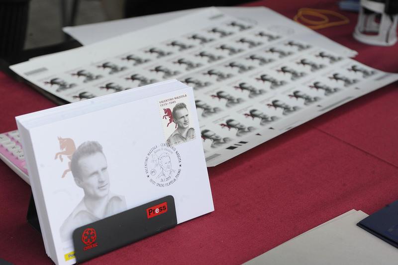 Torino celebra i 100 anni di Valentino Mazzola