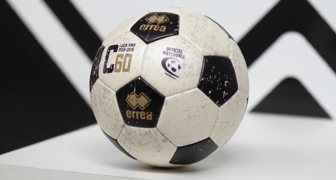 Il pallone della Lega Pro