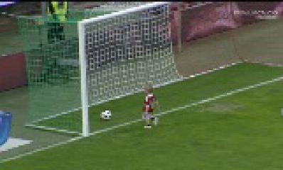 I gol di Ibra... e Ibra junior