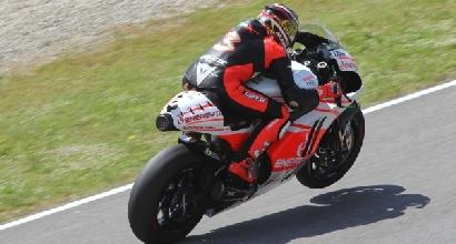 Mugello, Biaggi-Ducati: 30 giri nel test con la MotoGP
