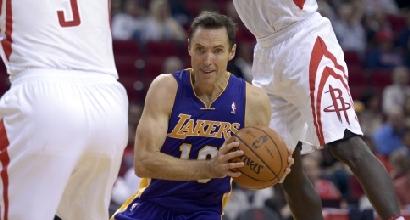 Nba, Lakers: Nash verso il ritiro