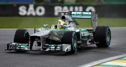 Nico Rosberg (LaPresse)