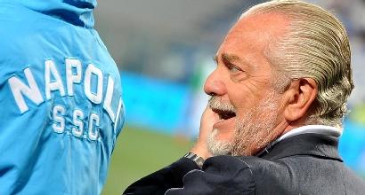 """Napoli, De Laurentiis: """"Napoli, adesso credici: sei forte, basta timori!"""""""