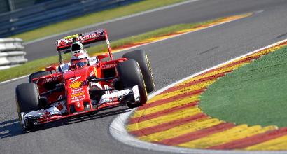 """F1 a Spa, Vettel: """"Problemi con caldo"""""""