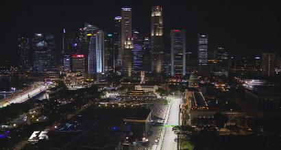 F1, Singapore: Rosberg con il miglior tempo