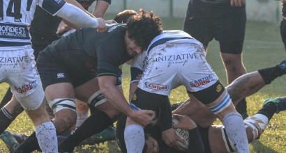 Rugby, Eccellenza: Calvisano campione d'inverno, Padova si inchina