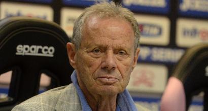 Palermo, Zamparini si è dimesso