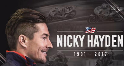 Addio Nicky Hayden, ultimo saluto a Owensboro
