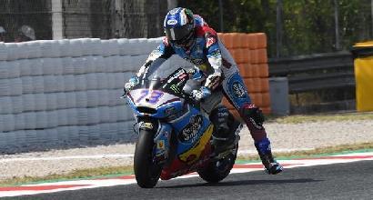 Moto2, Marquez domina a Barcellona