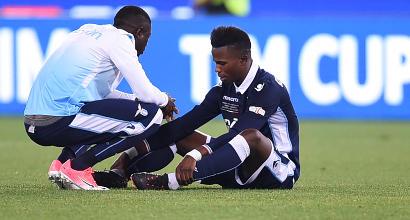 Lazio, Tare su Keita: