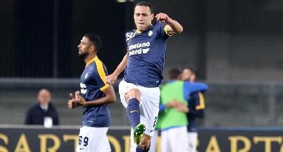 Serie A, Romulo regala i tre punti al Verona, Benevento sfortunato. Finisce 1-0