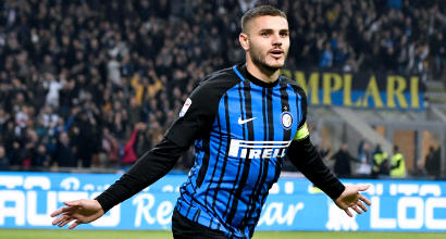 L'Inter sogna: è un Icardi da scudetto